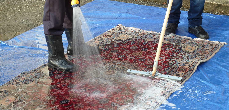شستشوی فرش ماشینی