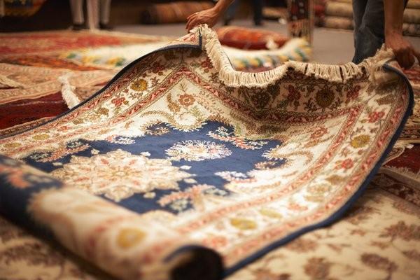 قالیشویی در آزادشهر (امامت)