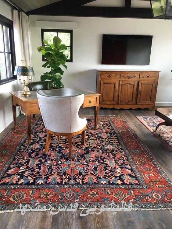 قایشویی فرش دستباف در مشهد